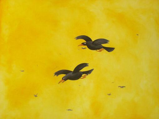 Alle Vögel fliegen…