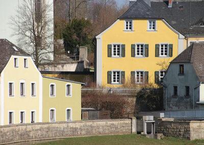 Malerwinkel Pfarrhaus